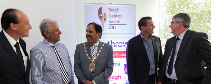 Slough Business Awards Photograph